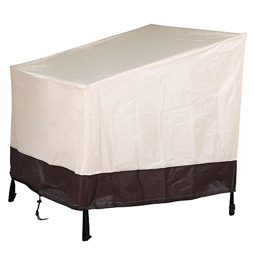 Yaheetech Water Resistant Cover for Sofa and Wicker Furniture Cover Regular