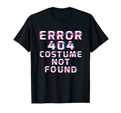 ERROR 404 COSTUME NOT FOUND l Against