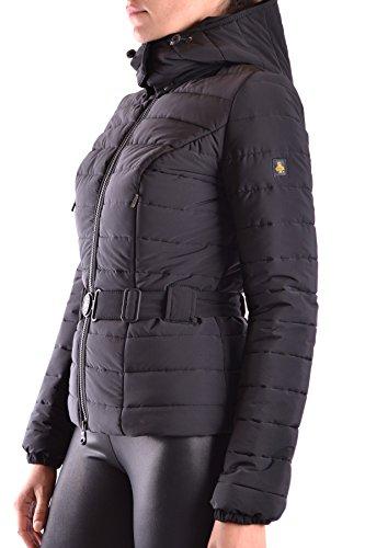 Refrigiwear Damen MCBI254018O Schwarz Polyamid Steppjacke