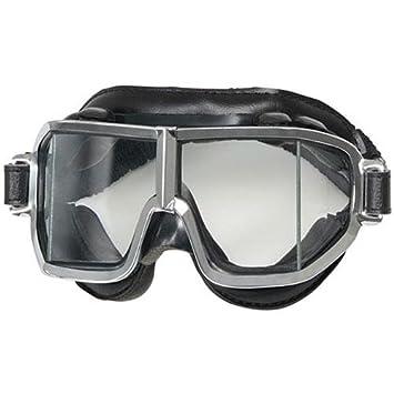 3ce6546c7589b8 CLIMAX motorradbrille 521–lunettes de soleil pour porteurs de lunettes -chrome