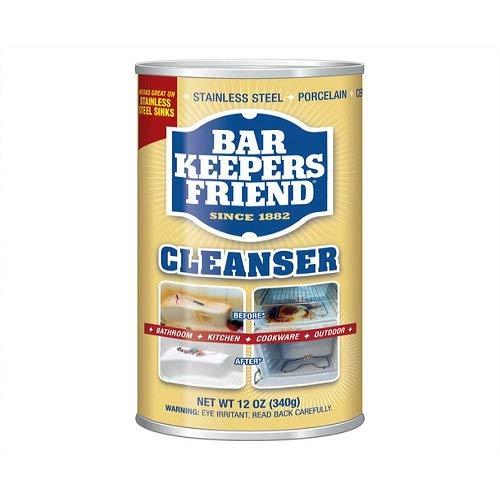 Bar Keepers Friend, Cleanser, 12 oz