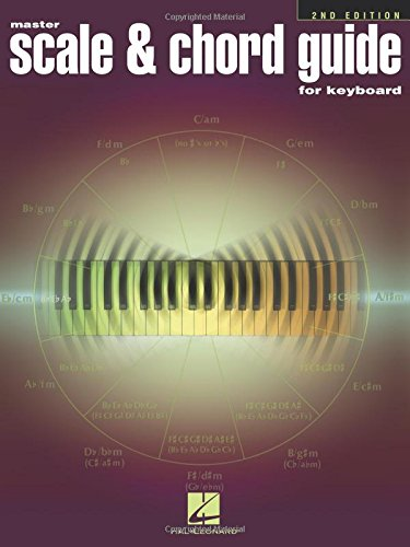 Master Scale & Chord Guide for (Hal Leonard Master Scale)