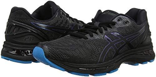 insalubre Crítico Canal  Asics Men's Gel-Nimbus 20 Lite-Show Road Running Shoes, Black  (Black/Black),11.5 US,46 EU: Amazon.com.au: Fashion