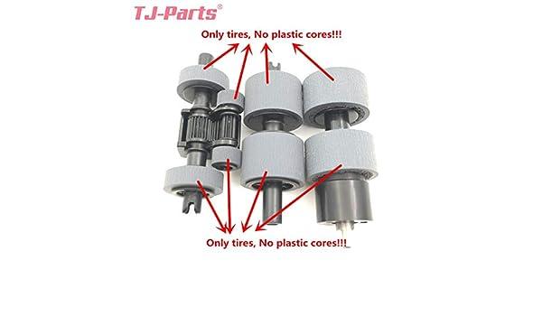 Printer Spare Parts for Yunton /D00S3W001 D00S3X001 D00S3Y001 Pick Brake Separation Roller for Brother ADS-2200//2700