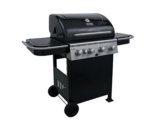 Char-Broil 520 4-Burner Cart Gas Grill Char Broil