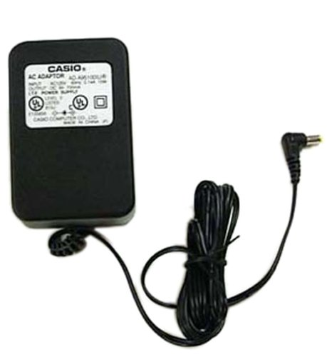 - Casio Model ADA95100 AC Adapter