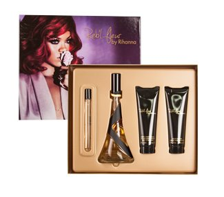 Reb'l Fleur For Women By Rihanna Gift Set