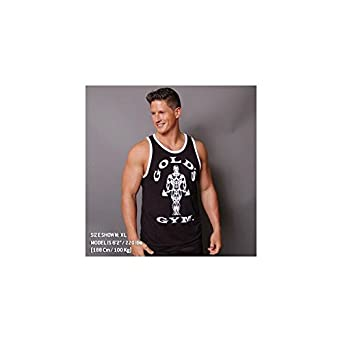 ac1c5302bbf9c Gold s Gym - Joe Contrast Athlete Premium T-Shirt - L Grande