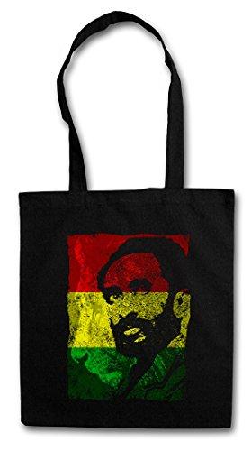 Haile Selassie Portrait Iii Hipster Borsa Da Viaggio Borsa Da Stoffa
