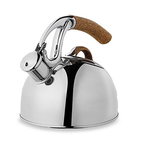OXO Good Grips Uplift Anniversary Edition Tea Kettle in Polished Steel