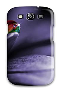 Galaxy S3 Case Cover - Slim Fit Tpu Protector Shock Absorbent Case (artistic Earth Nature Other)