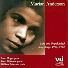 Rare & Unpublished Recordings 1936-1952