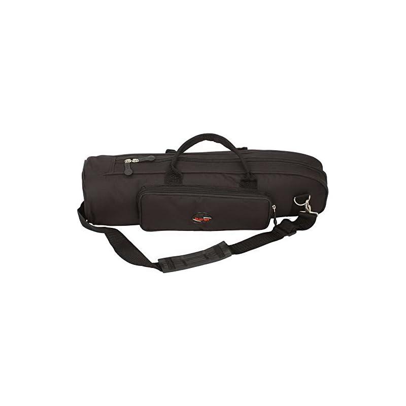 Glarry Senior Nylon Soft Trumpet Gig Bag