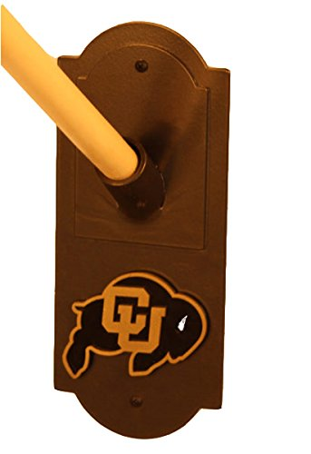 Henson Metal Works 3500-49 University of Colorado Logo Flag Holder