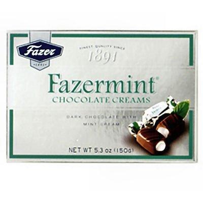 Nordic Mints (Fazermint Chocolate Creams)