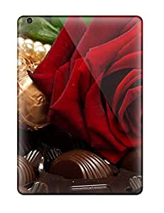 Fashionable Style Cases Covers Skin For Ipad Air- Bubble Romantic Love Day