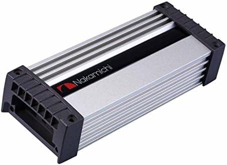 Amazon com: Nakamichi 1000 Watts Max 1-CH Monoblock Class D