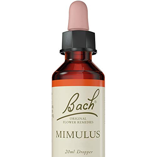 Bach Original Flower Remedies Mimulus 20ml (Mimulus Essence Flower)