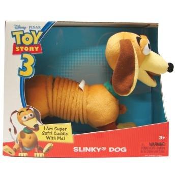 Toy Story 3 Slinky Dog Plush