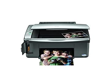 Epson Stylus CX4800 All-in-One Printer, Copier, Scanner