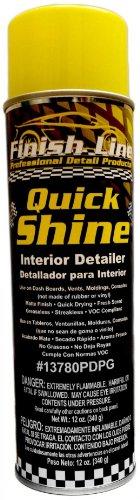 Professional Detailers (Finish Line Quick Shine - Professional Auto Interior Detailer)