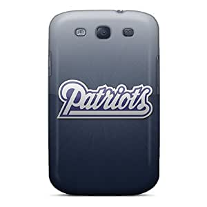 MXcases TJj2450evBy Case Cover Galaxy S3 Protective Case New England Patriots
