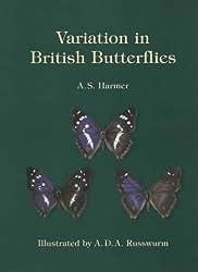 Variation in British Butterflies