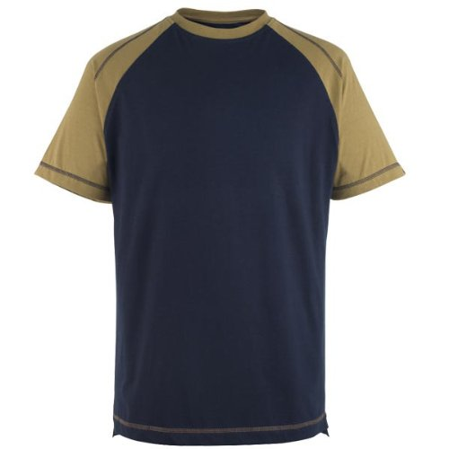 "Mascot T-shirt ""Albano"", 1 Stück, 2XL, marine blau/rot, 50301-250-12-2XL"