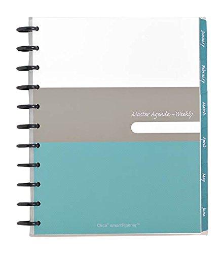 Levenger Circa Smart Planner 2016 Weekly Agenda Notebook ...
