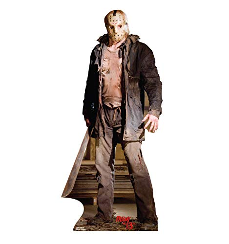 Advanced Graphics Jason Voorhees Knife Life Size Cardboard Cutout Standup - Friday the 13th (2009 -