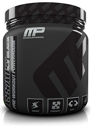 MusclePharm Pre Workout Supplement Strawberry Servings product image