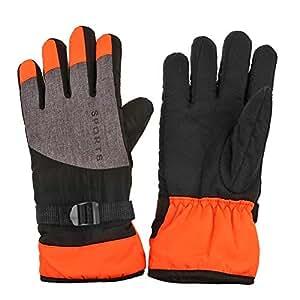 Amazon.com : WinnerEco Cycling Glove Winter Unisex Skiing