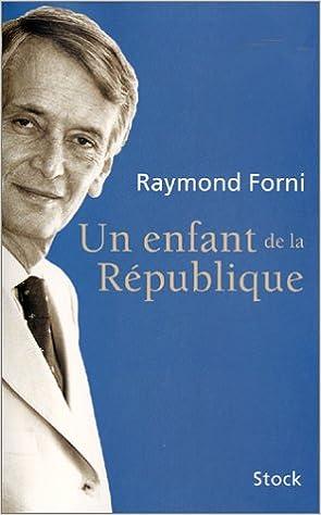 Lire Un enfant de la République pdf ebook