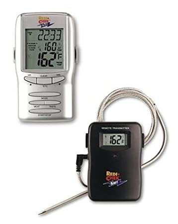 Amazon Com Redicheck Remote Cooking Thermometer W Taste Settings