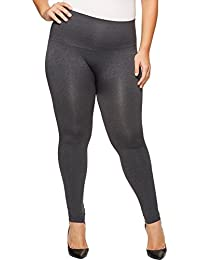 Women's Plus Size Look at Me Now Seamless Leggings...