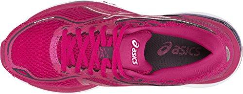Asics Gel-Cumulus 19, Zapatillas de Entrenamiento para Mujer Rosa (Cosmo Pink/white/winter Bloom)