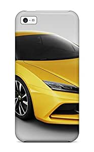 Tpu Case Cover Compatible For Iphone 5c/ Hot Case/ 2010 Lotus Elan Concept Car