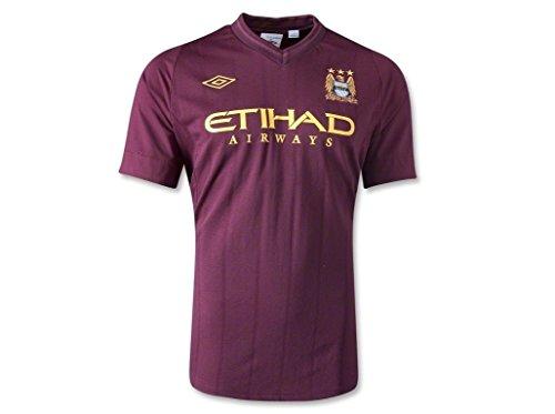 (Manchester City Away Football Shirt 2012-13)