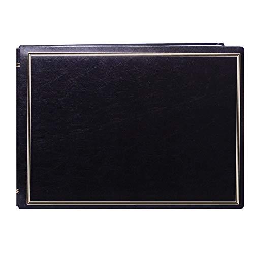 Pioneer Photo Albums Pioneer Leatherette X-Pando Magnetic Album with 2 Bonus Refill Packs
