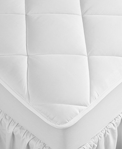 Hotel Collection Mattress Pad - Hotel Collection Extra Deep King Mattress Pad, Hypoallergenic, Down Alternative Fill, 500 Thread Count Cotton