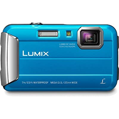 Panasonic Lumix DMC-TS25 16.1 MP Tough Digital Camera with 8x Intelligent Zoom