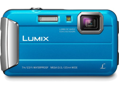 Panasonic Lumix DMC-TS25 16 MP Tough Digital Camera