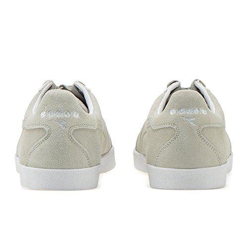 Femme Gymnastique Wmn Clair Chaussures original 75004 De B Gris Diadora Vlz 01YSfS