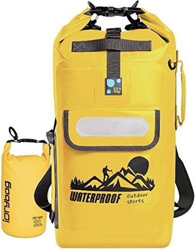 IDRYBAG Waterproof Backpack Floating Kayaking product image
