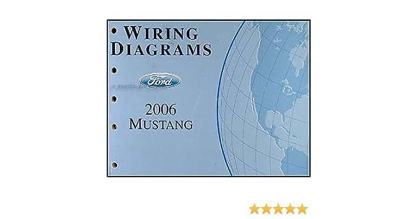 2006 Ford Mustang Wiring Diagram Manual Original Amazon Rhamazon: 06 Mustang Wiring Diagram At Gmaili.net