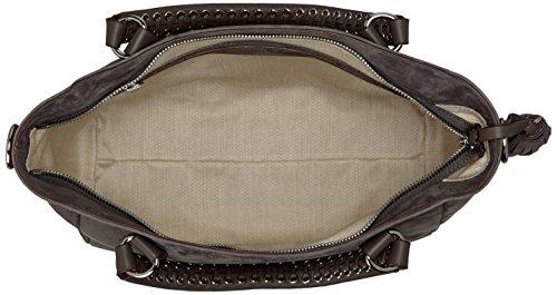Bogner Chelsea Cadja Borsa a spalla pelle 30 cm Grigio (Ash) 100% Garantizado Para La Venta yM9m7uED