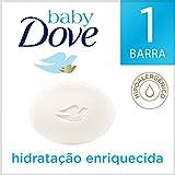 Sabonete em Barra Baby Dove Hidratação Enriquecida 75 GR, Baby Dove