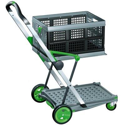 2019] Best Heavy Duty Folding Shopping Carts with Swivel Wheels