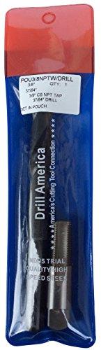 Npt Set - Drill America POU Series 3/8