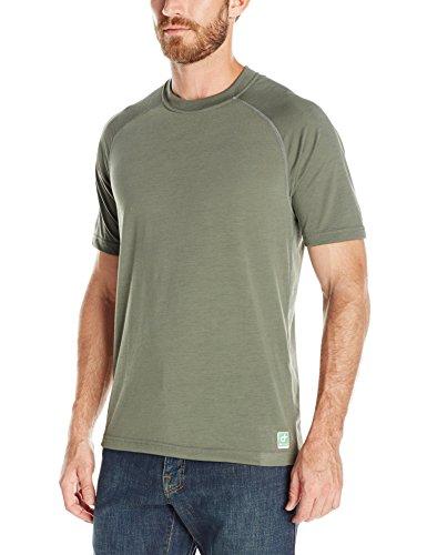 Tru-Spec T-Shirt, Tru Odg Dri-Release P/C 4.6oz Jersey, OD Green, Large
